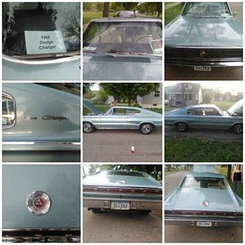 1966 Dodge Charger for sale 100827790