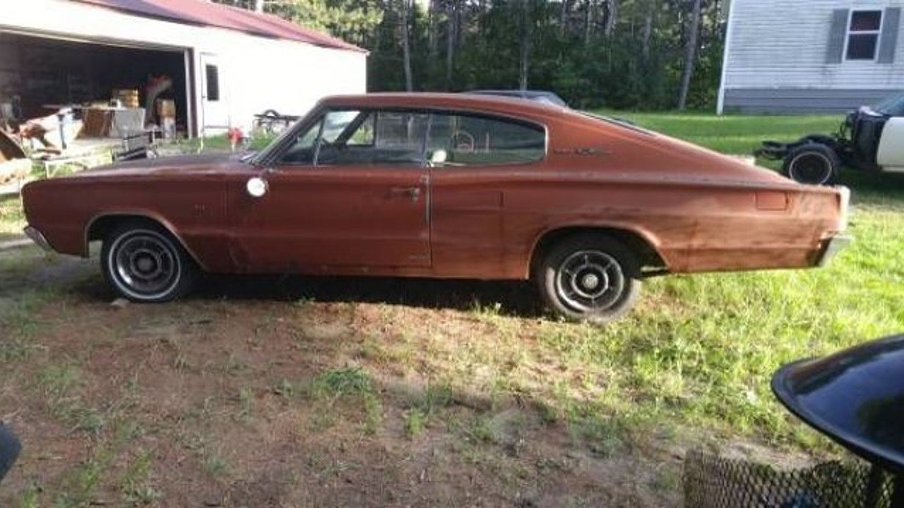 1966 Dodge Charger for sale 100854907