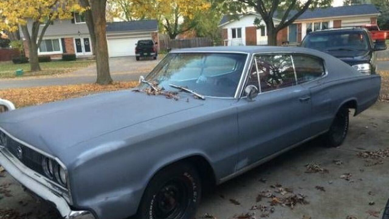 1966 Dodge Charger for sale near Cadillac, Michigan 49601 - Classics ...