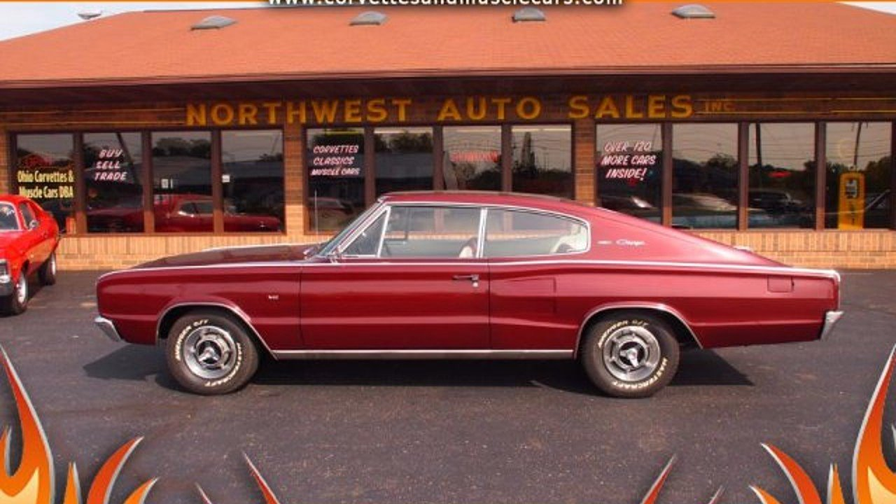 1966 Dodge Charger for sale 100906651