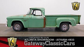 1966 Dodge D/W Truck for sale 100988103
