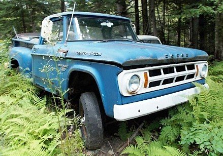 1966 Dodge Power Wagon for sale 100892489