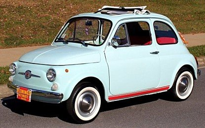 1966 FIAT 500 for sale 100839078