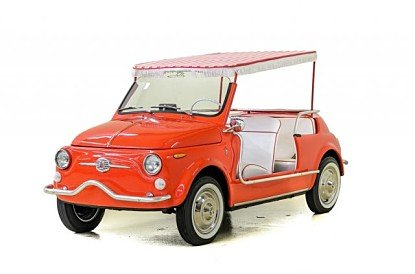 1966 FIAT 500 for sale 100912008
