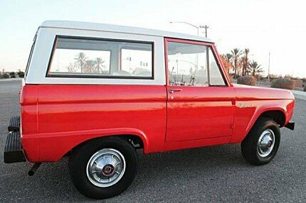 1966 Ford Bronco for sale 100722845