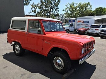 1966 Ford Bronco for sale 100779594