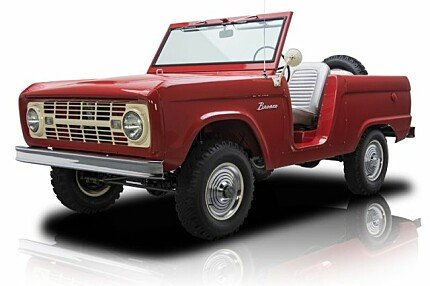 1966 Ford Bronco for sale 100786612