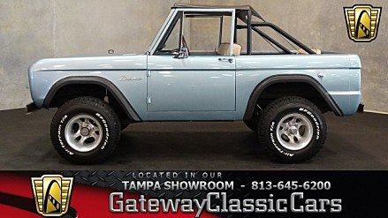 1966 Ford Bronco for sale 100790783