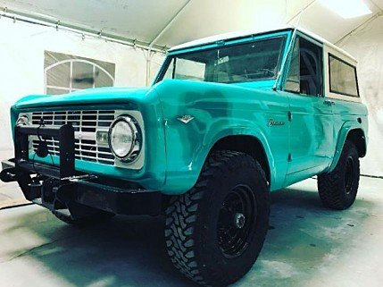 1966 Ford Bronco for sale 100847519