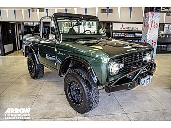1966 Ford Bronco for sale 100991569