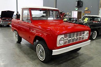 1966 Ford Bronco for sale 100885516
