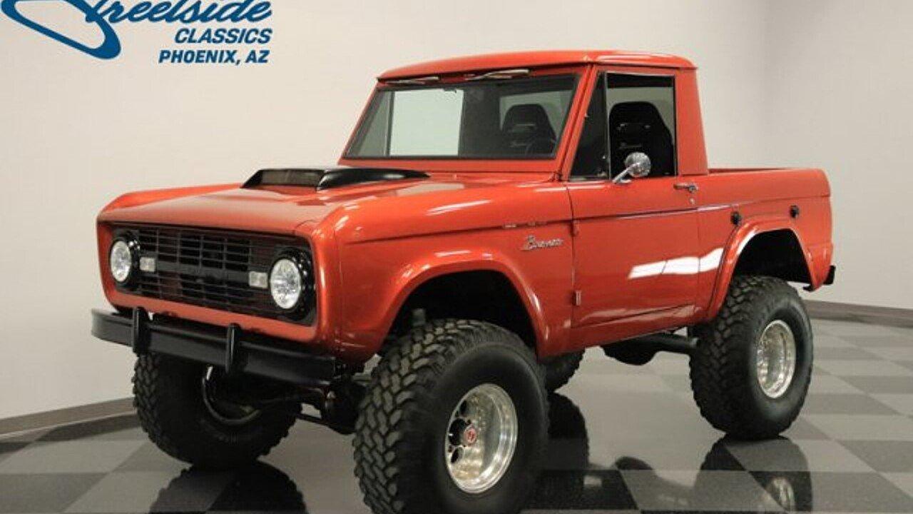 1966 Ford Bronco for sale near Meza, Arizona 85204 - Classics on ...
