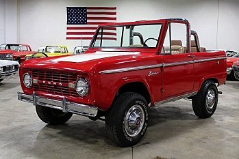 1966 Ford Bronco for sale 100956271
