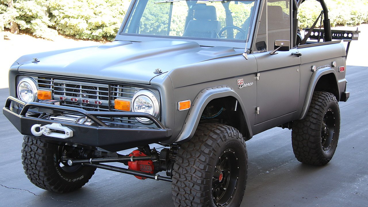 1966 ford bronco for sale near chatsworth california 91311 classics on autotrader. Black Bedroom Furniture Sets. Home Design Ideas