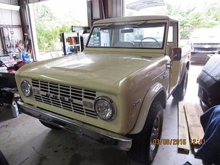 1966 Ford Bronco for sale 100836578