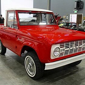 1966 Ford Bronco for sale 100859815