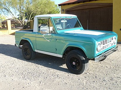 1966 Ford Bronco for sale 100872048