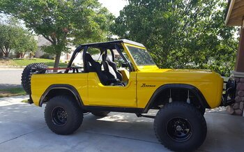 1966 Ford Bronco for sale 100880398