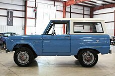 1966 Ford Bronco for sale 100889154