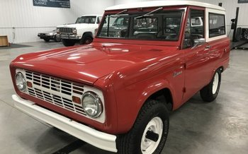 1966 Ford Bronco for sale 100912638