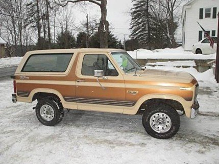 1966 Ford Bronco for sale 100959253