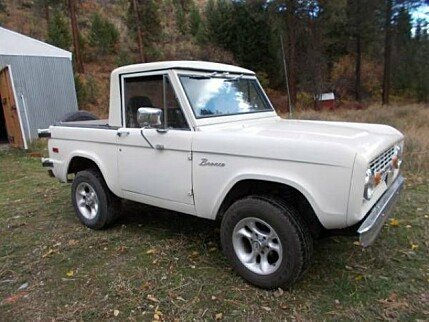 1966 Ford Bronco for sale 100959532