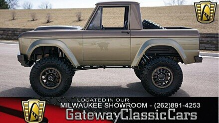 1966 Ford Bronco for sale 100964163