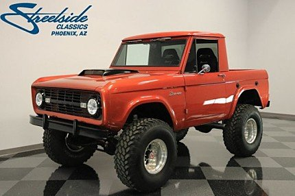 1966 Ford Bronco for sale 100978519