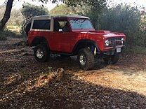 1966 Ford Bronco for sale 100979884