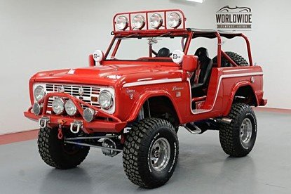 1966 Ford Bronco for sale 100997313