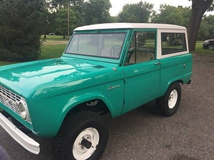1966 Ford Bronco for sale 101001359