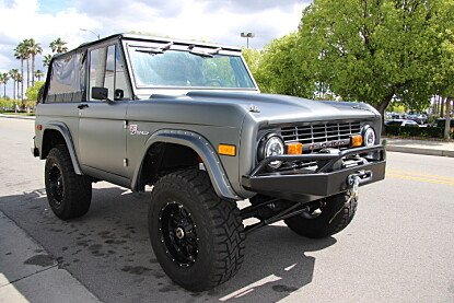 1966 ford bronco classics for sale classics on autotrader. Black Bedroom Furniture Sets. Home Design Ideas