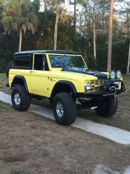 1966 Ford Bronco for sale 101005476