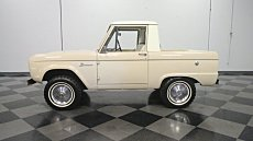1966 Ford Bronco for sale 101021968