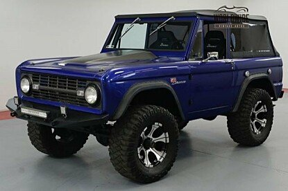 1966 Ford Bronco for sale 101022833