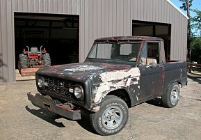 1966 Ford Bronco for sale 101025025