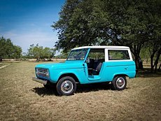 1966 Ford Bronco for sale 101033259