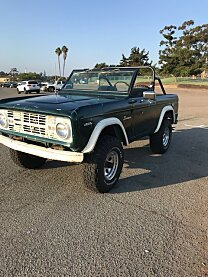1966 Ford Bronco for sale 101039834