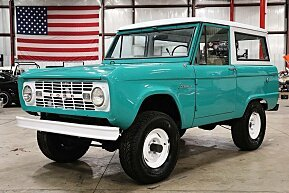 1966 Ford Bronco for sale 101052312