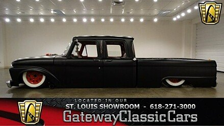 1966 Ford F100 for sale 100778080