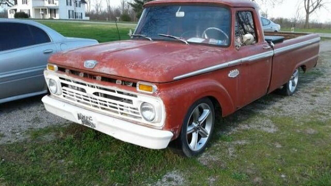 1966 Ford F100 for sale 100876206