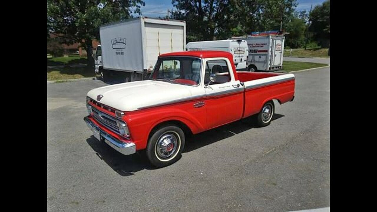 1964 Ford F100 Stepside Value Is Your Car Short Bed For Sale F 100 Source Affordable Classic 1966 Ruelspotcom