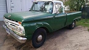 1966 Ford F100 for sale 100827981
