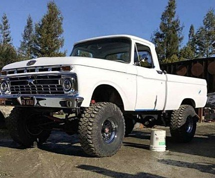 1966 Ford F100 for sale 100849601
