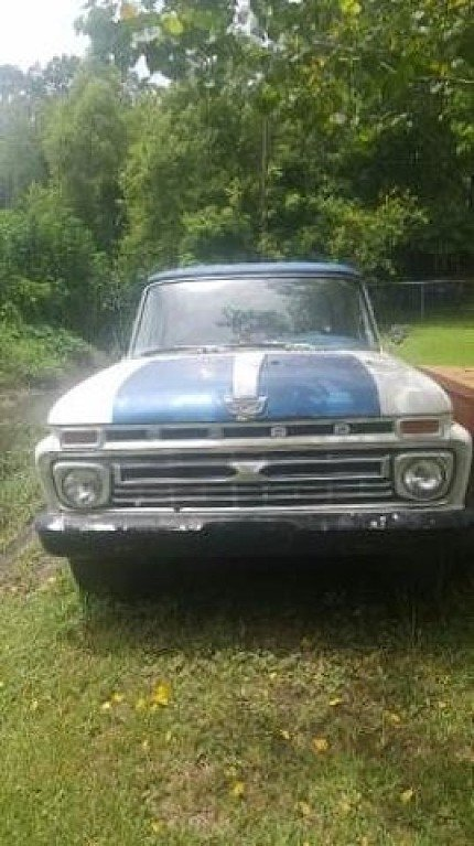 1966 Ford F100 for sale 100894899