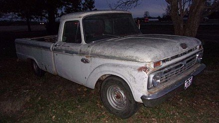 1966 Ford F100 for sale 100924088
