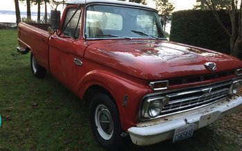 1966 Ford F100 for sale 100943529