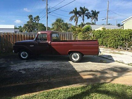 1966 Ford F100 for sale 100951628