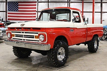 1966 Ford F100 for sale 100956007