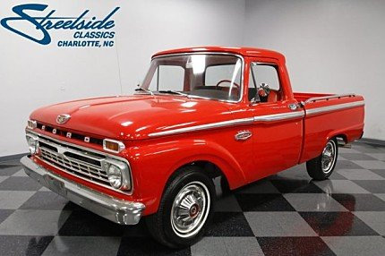1966 Ford F100 for sale 100956703